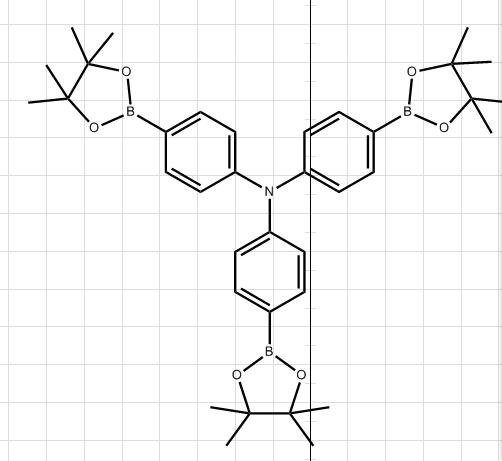1,3,5-三(4,4,5,5-四甲基-1,3,2-二氧杂硼戊烷基)苯