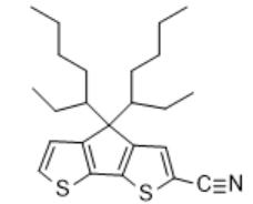4,4-Bis(2-ethylhexyl)-4H-cyclopenta[1,2-b:5,4-b']dithiophene-2-carbonitrile