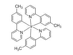 三[2-(对甲苯基)吡啶-C2,N]合铱(III)
