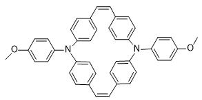 N,N-diphenyl-4-methoxyaniline dimmer