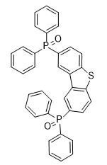 2,8-二(二苯基氧膦基)二苯并噻吩