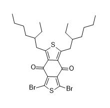 1,3-二溴-5,7-双(2-乙基己基)苯并[1,2-C:4,5-C']二噻吩-4,8-二酮