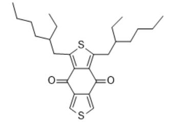 1,3-双(2-乙基己基)苯并[1,2-c:4,5-c']二噻吩-4,8-二酮
