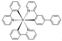 [3-(2-吡啶基)[1,1'-联苯基]-4-基]双[2-(2-吡啶基)苯基]合铱