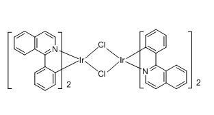 二氯四(1-苯基异喹啉)二铱(III)