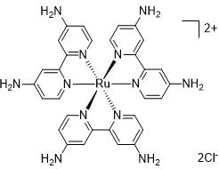三([2,2'-联吡啶]-4,4'-二氨基)钌(II)二氯