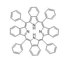 Tetraphenyltetrabenzoporphyrin