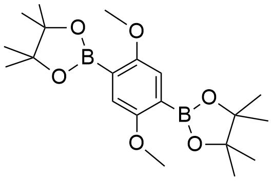 2,2'-(2,5-二甲氧基-1,4-亚苯基)双(4,4,5,5-四甲基-1,3,2-二氧杂硼戊烷)