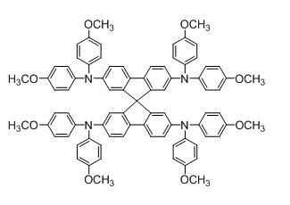 2,2',7,7'-四(N,N-对甲氧苯胺基)-9,9'- 螺二芴