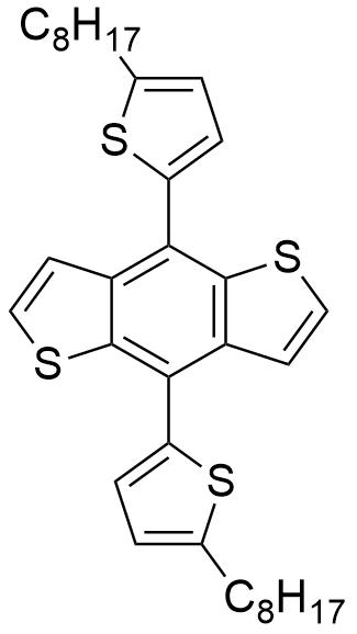 4,8-Bis(5-octylthiophen-2-yl)benzo[1,2-b:4,5-b']dithiophene